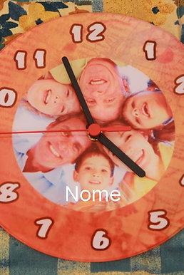 Relógio Redondo
