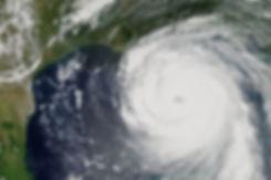 Hurricane Katrina heading towards New Or