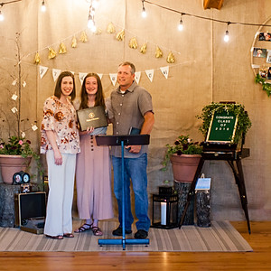 Kayleigh Bates, Graduation Party