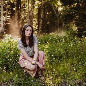 Senior, Kayleigh Bates