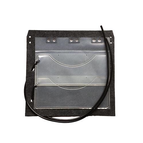 SITBACK® 64082 Auto Doppel-Luftkissen m. Filz