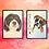 Thumbnail: 2 X A5 Pet Portraits