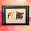 Thumbnail: Pet Portrait - 2 Pets