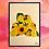 Thumbnail: Favourite Flower Silhouette