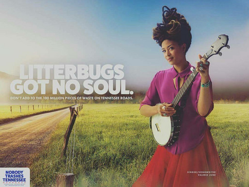 Nobody Trashes Tennessee Campaign with Valerie June