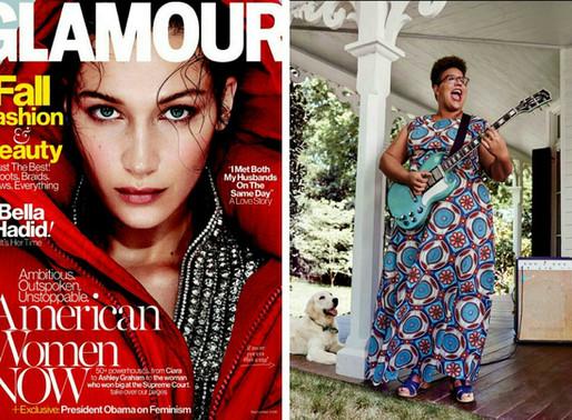Glamour Magazine American Women Now