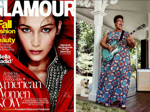 Glamour Magazine American Women Now