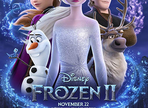 Party City and Frozen 2