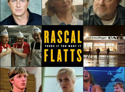 Rascal Flatts Music Video- Yours If You Want It