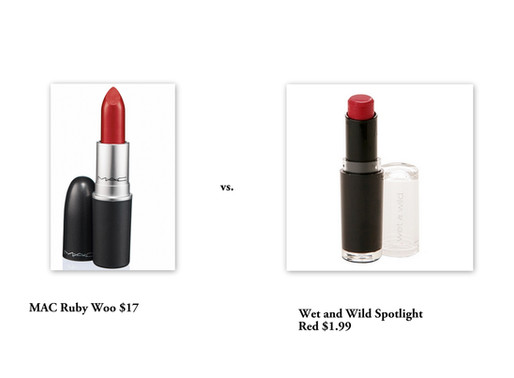 Beauty Dupes- Get the Look for Less