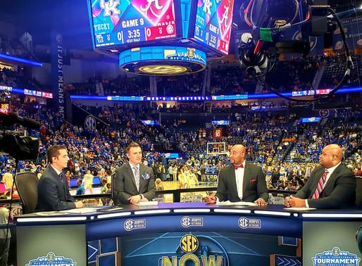 2019 SEC Basketball Tournament
