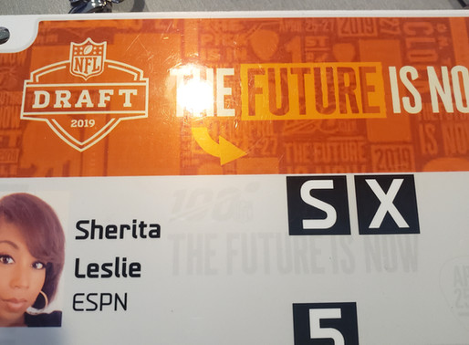 Nashville NFL Draft 2019