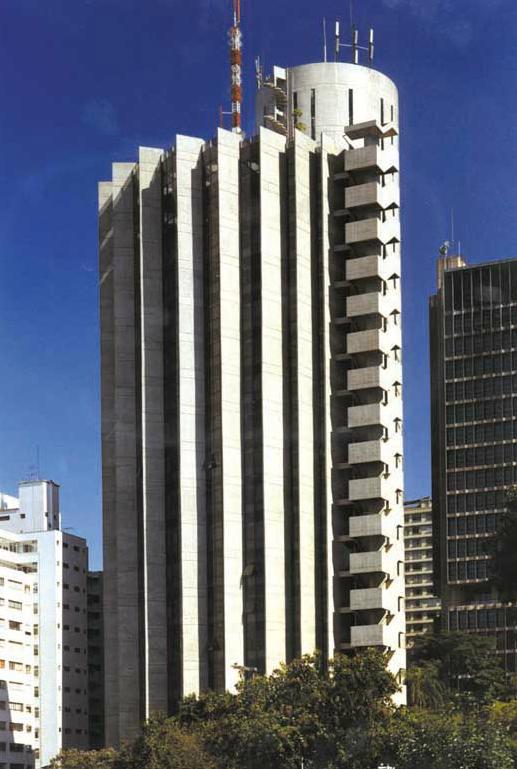 edifício torre do espigão