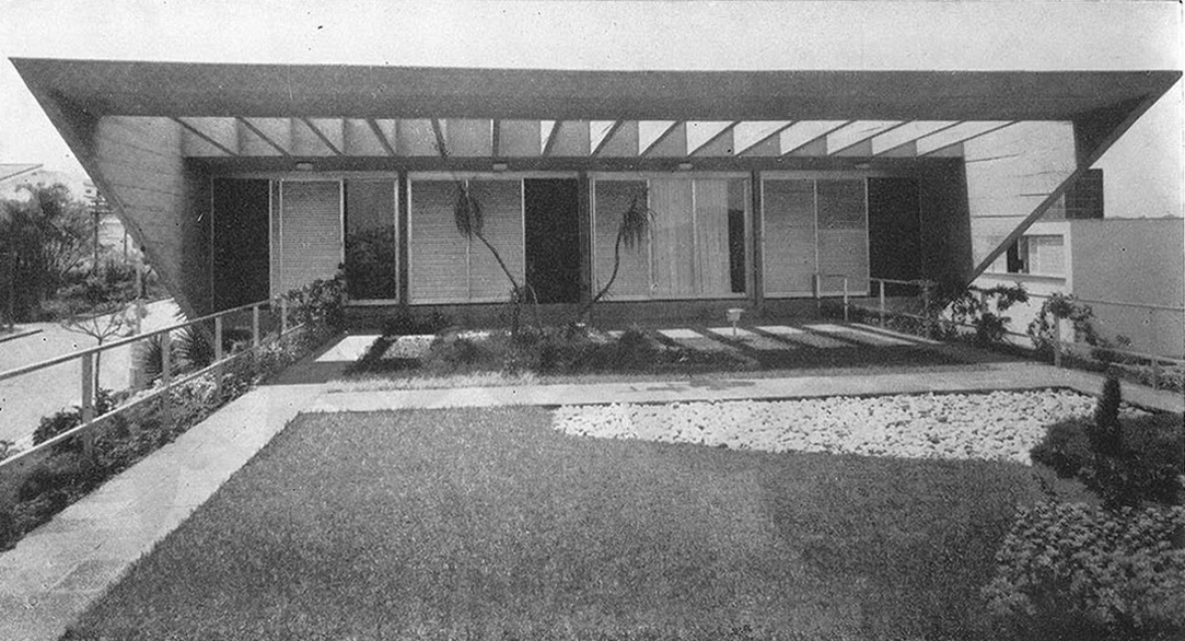 residência luís e. magalhães gouvêa