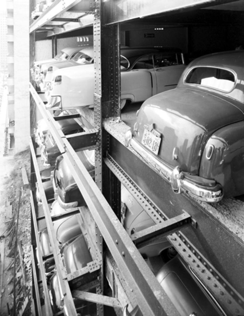 garagem américa