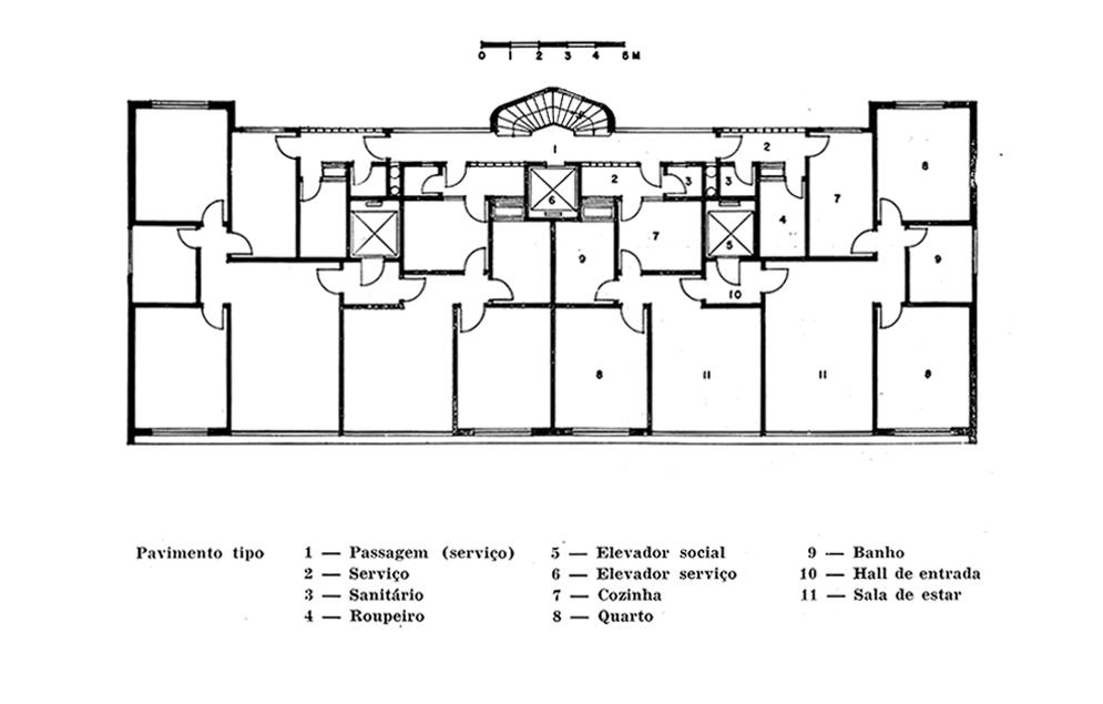edifício taiuva