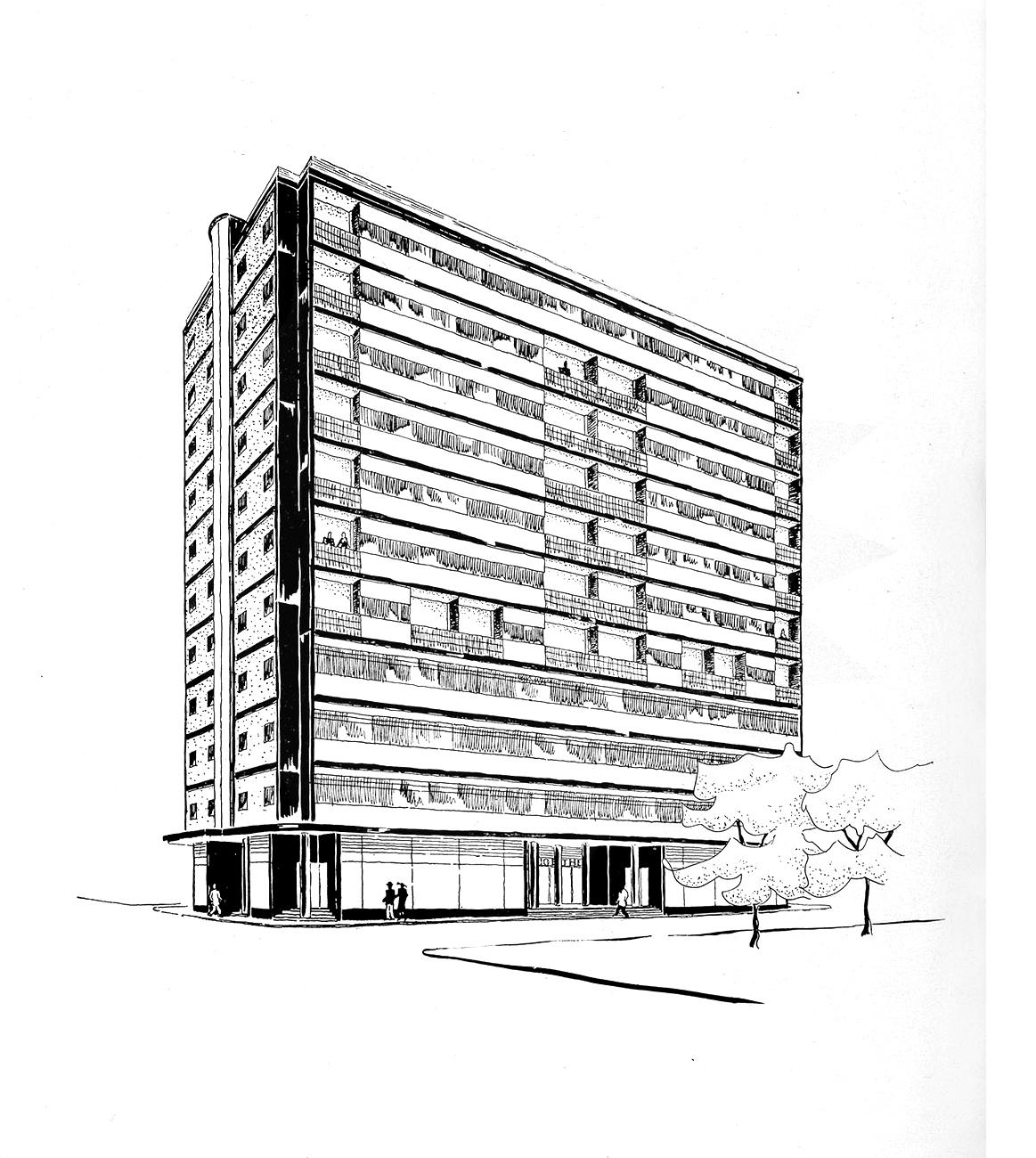 edifício esther
