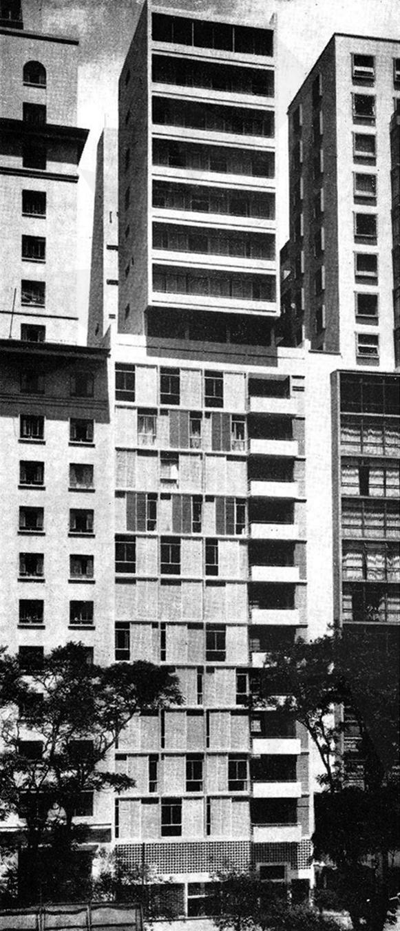 edifício ouro preto