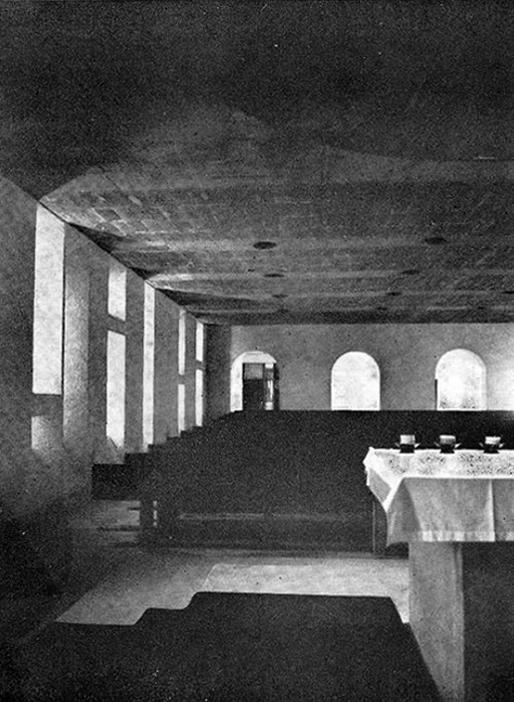 capela da colônia francesa