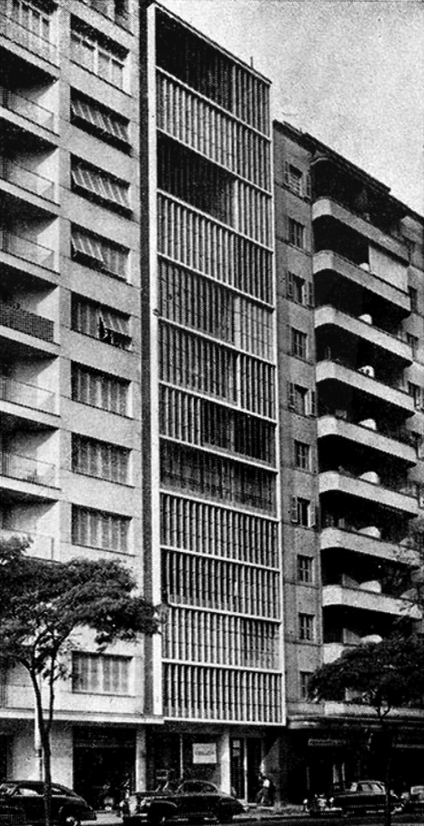 edifício cavarú