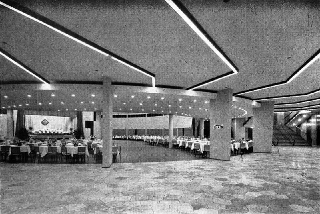 salão do esporte clube pinheiros