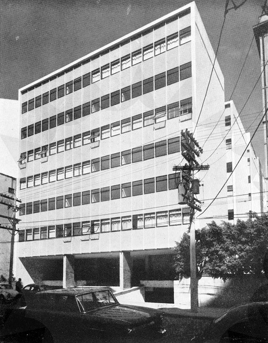 edifício para consultórios