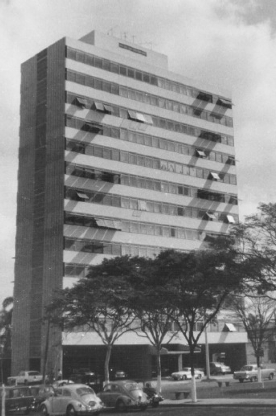 edifício baviera