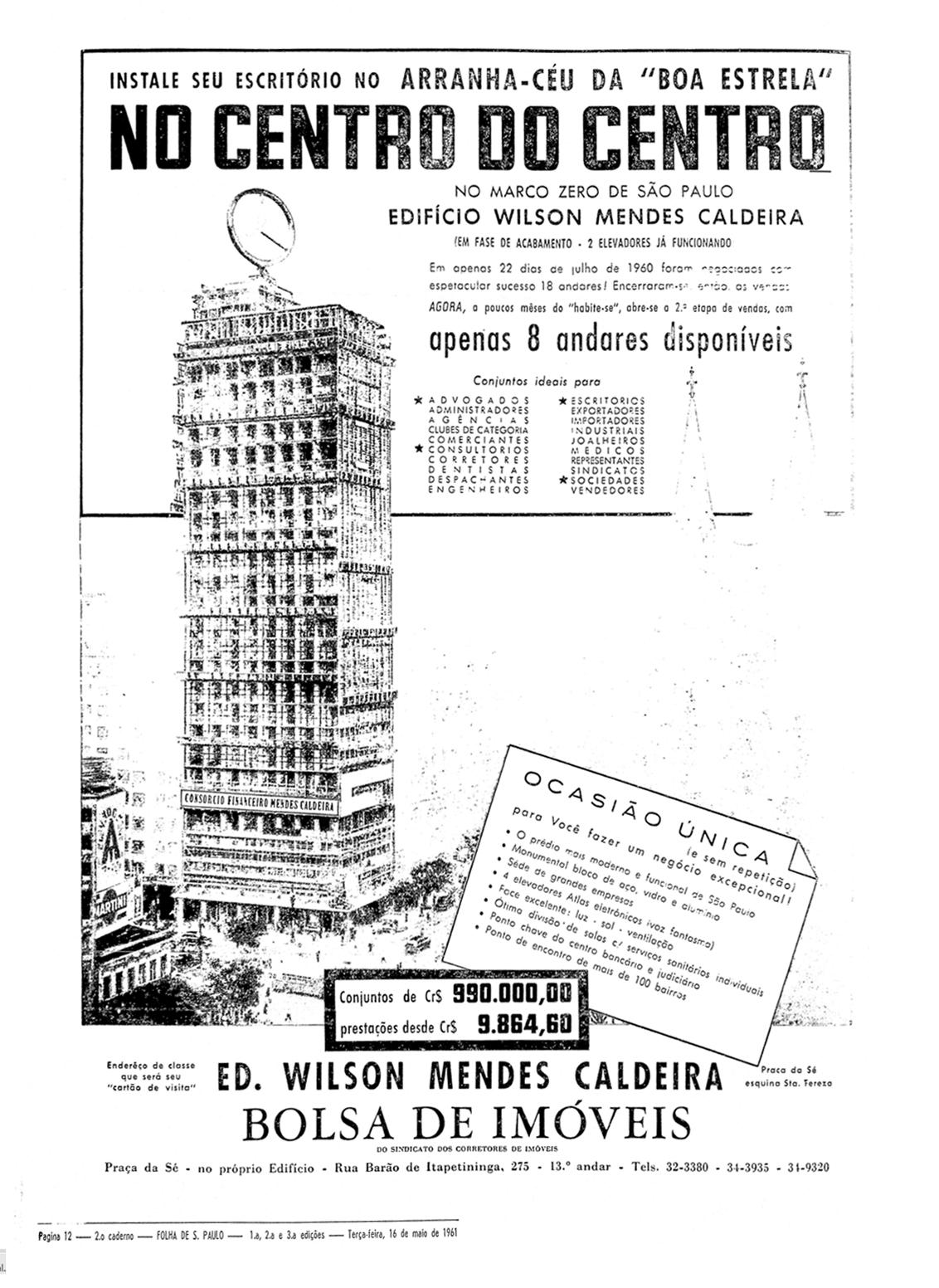 edifício wilson mendes caldeira