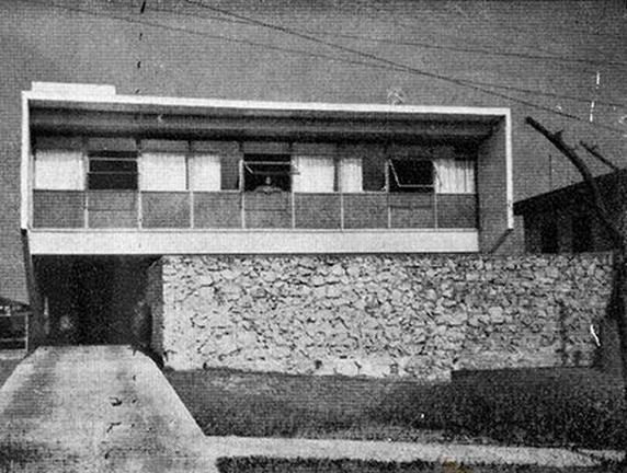 residência taques bittencourt II