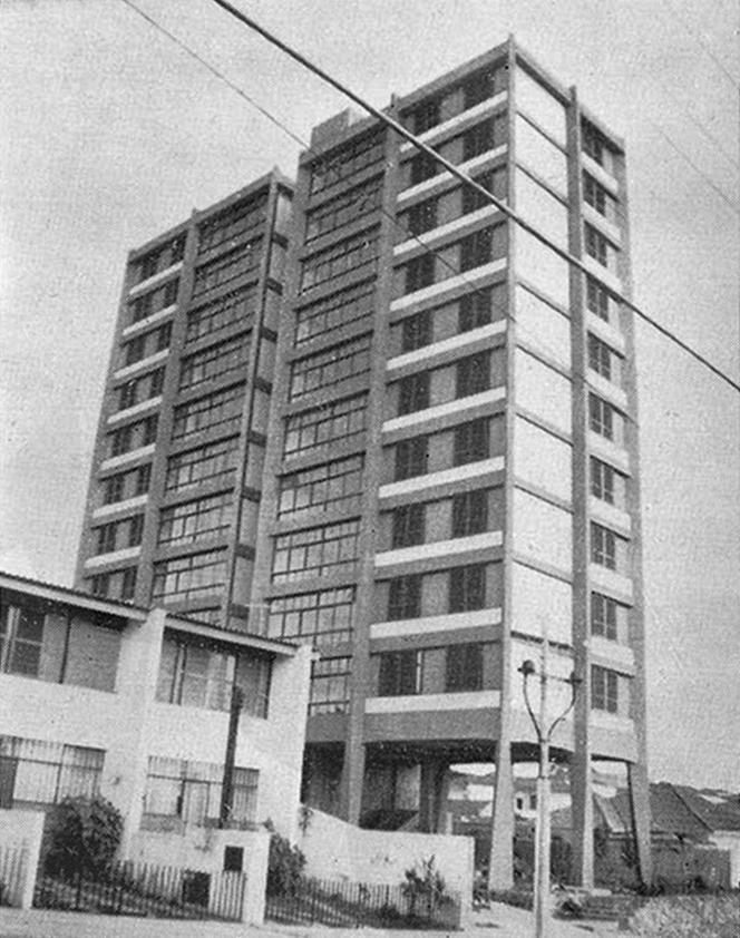edifício rossi-leste