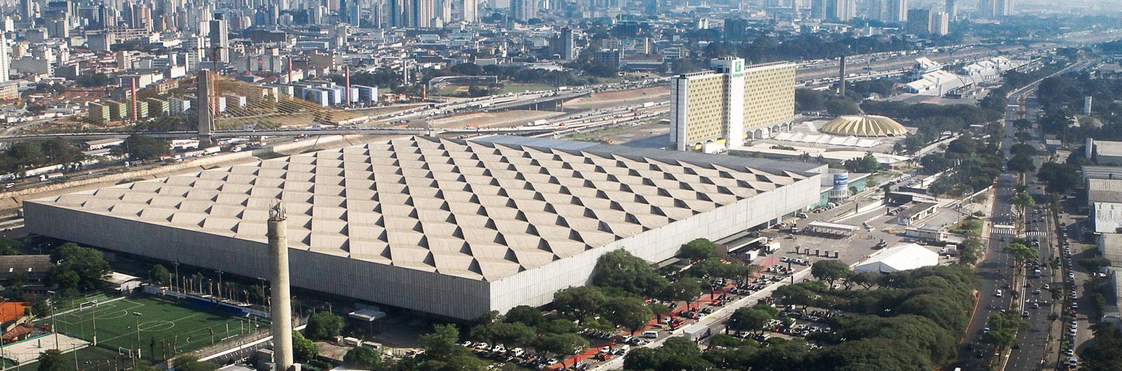 palácio de exposições do anhembi