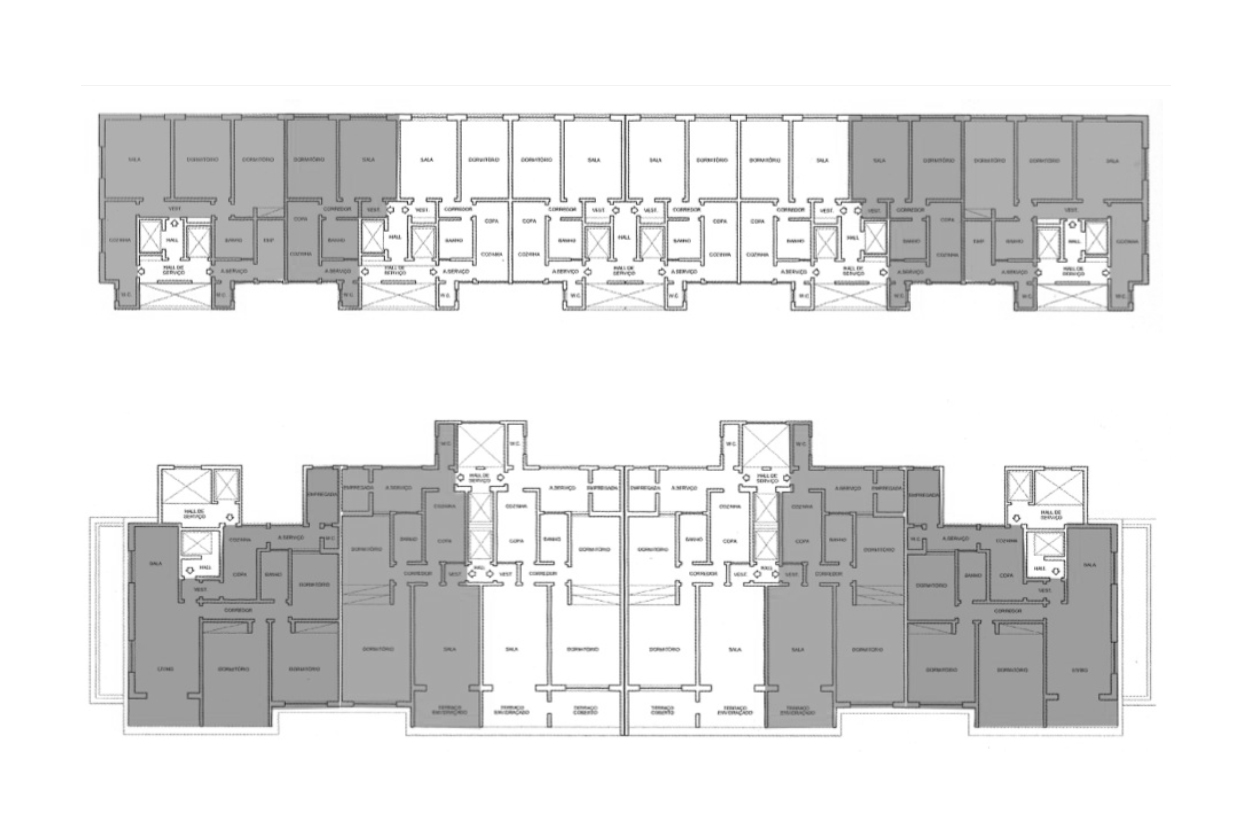 edifício louvre
