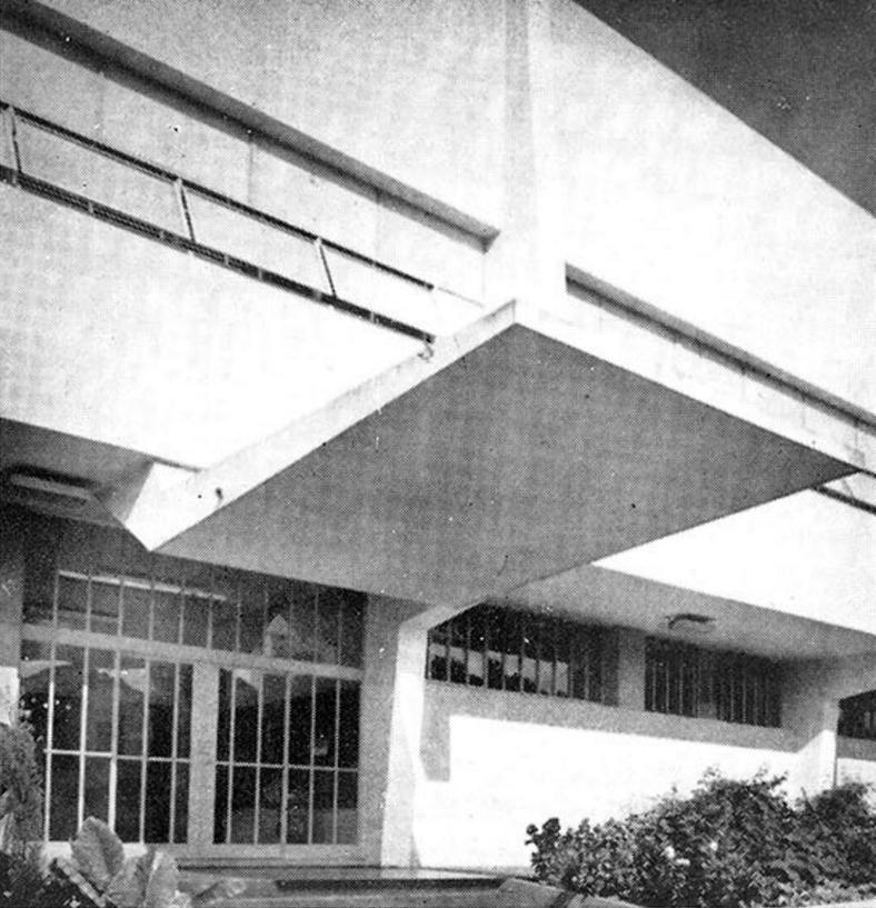 edifício SESC - SENAC
