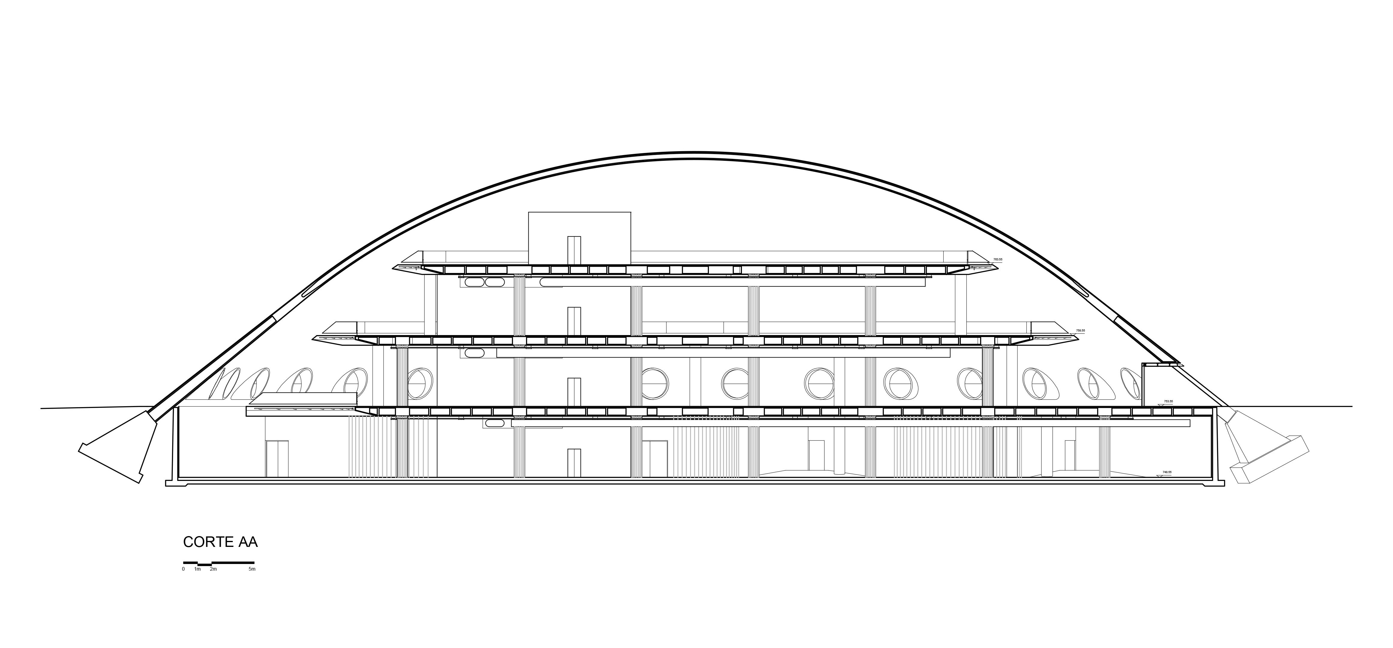 oca - pavilhão lucas nogueira garcez