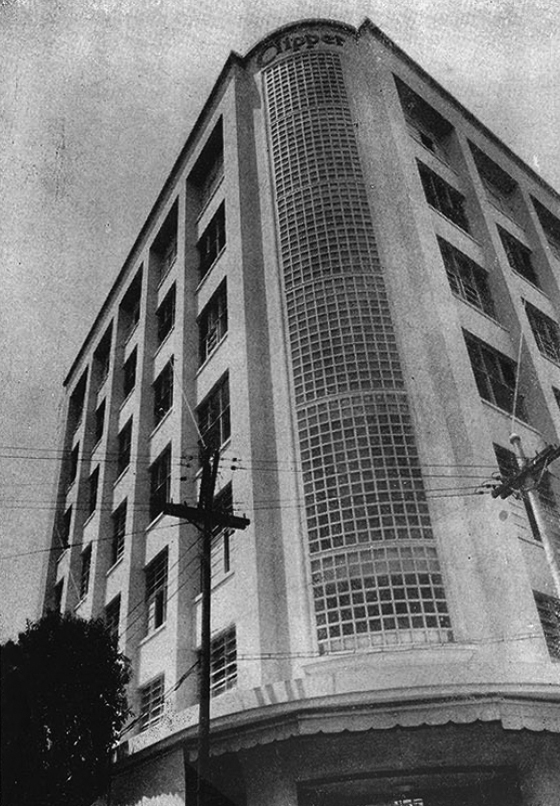 edifício clipper