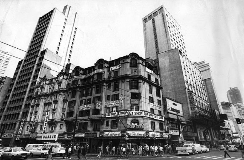 cine ipiranga hotel excelsior