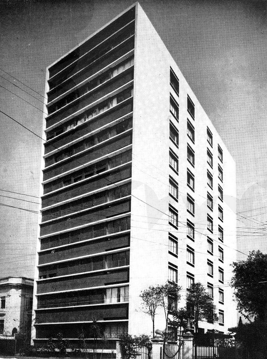 edifício toscania