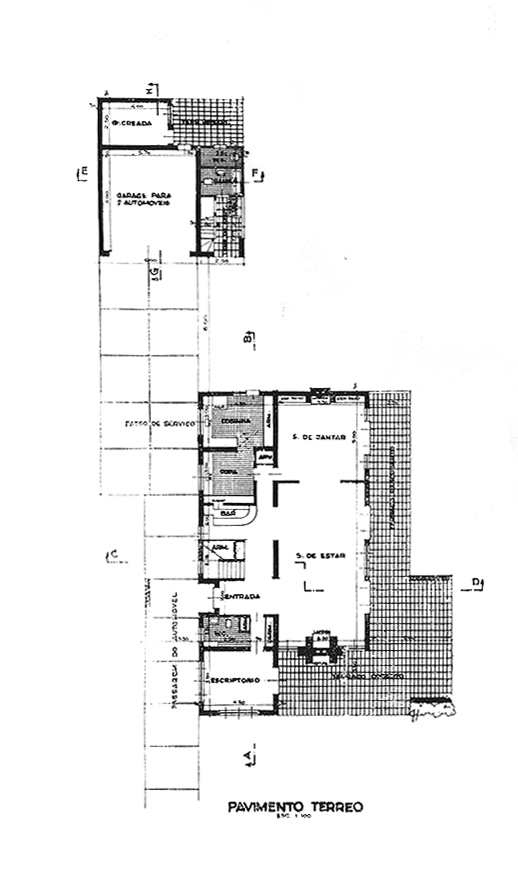 residência clinton edward croke