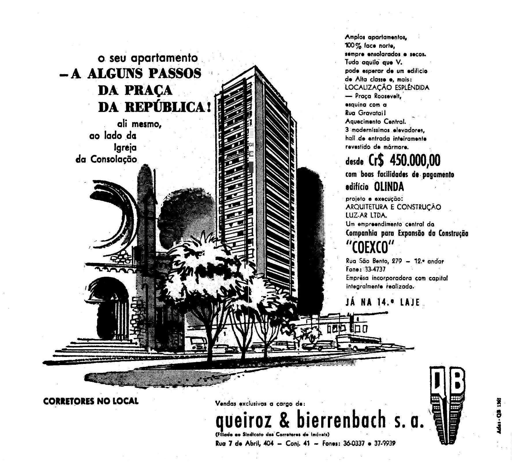 edifício olinda