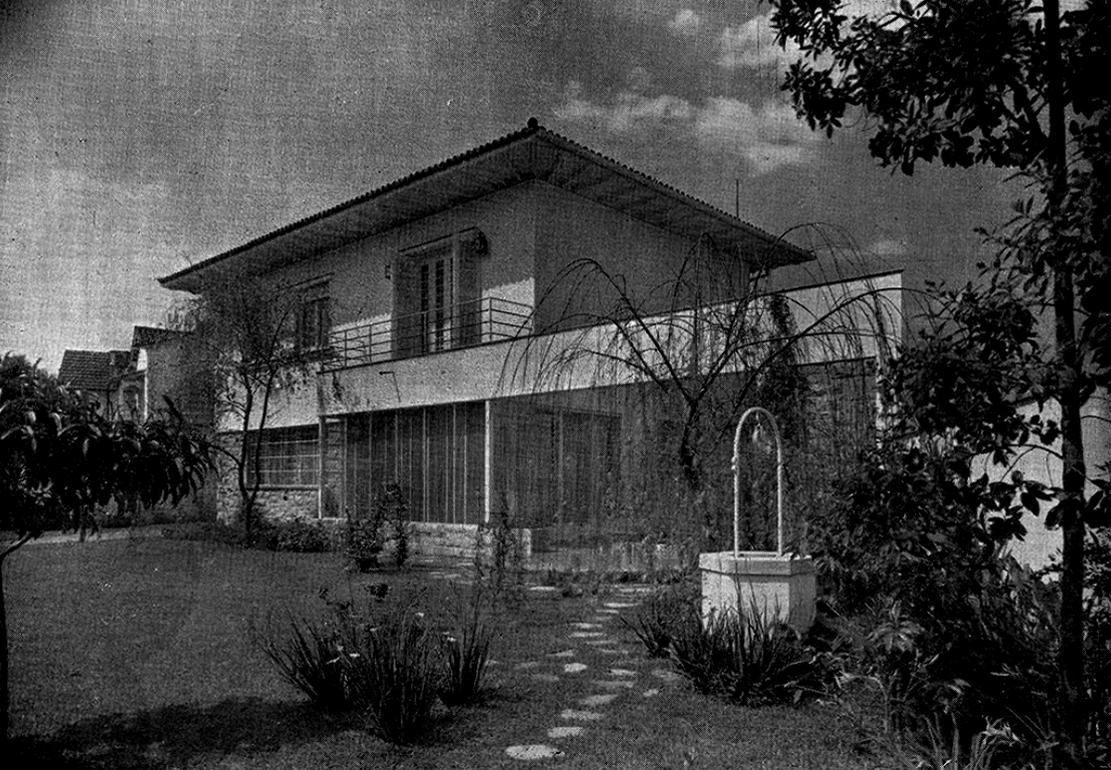 residência paulo martins ferreira
