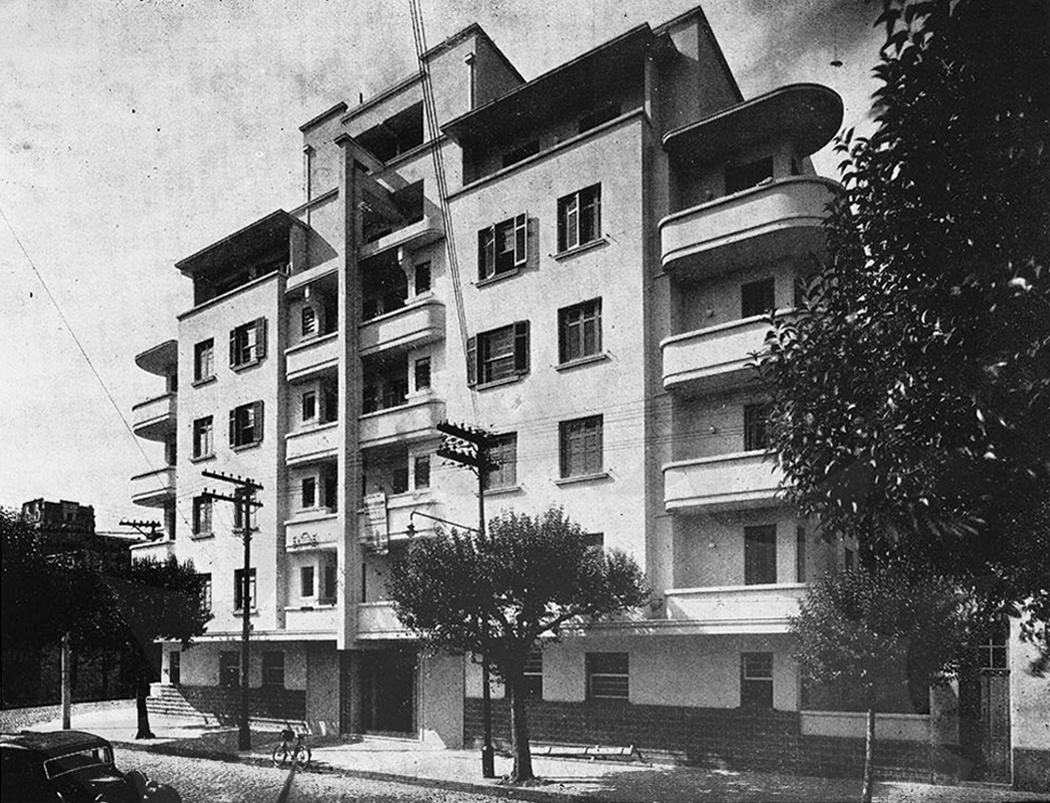 edifício dona veridiana