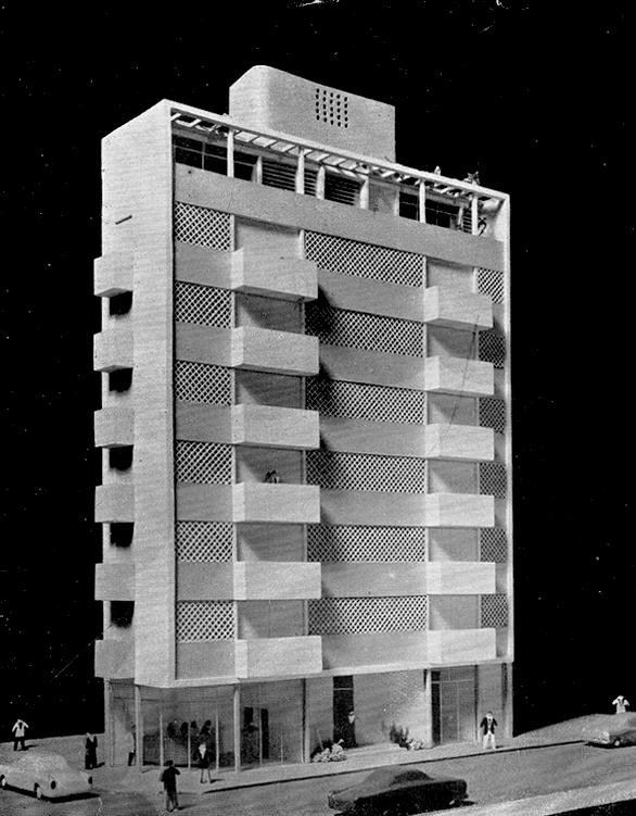 edifício juruá