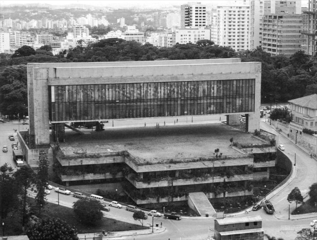 museu de arte de são paulo - masp