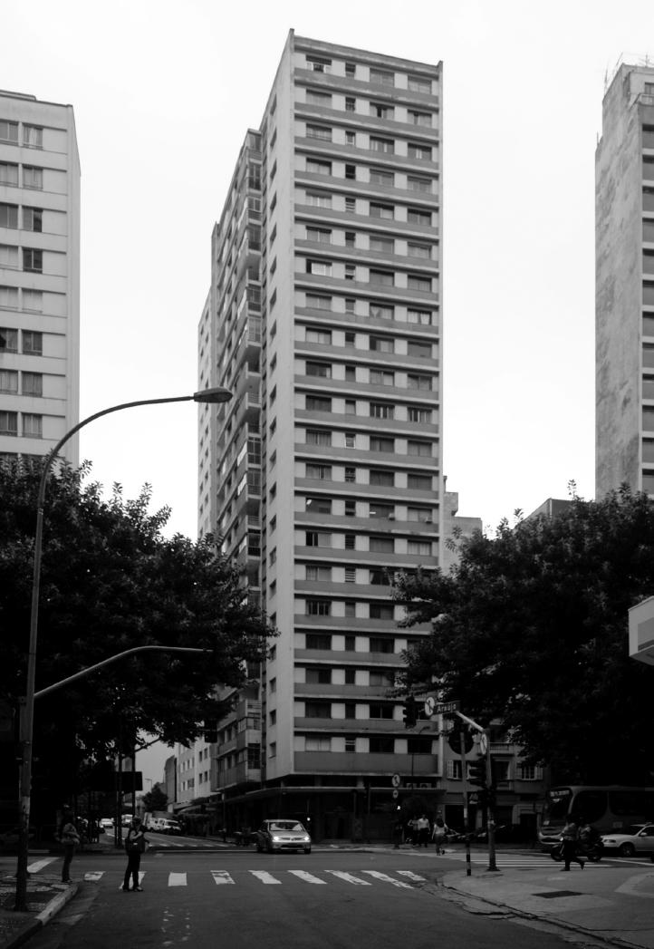 edifício guaranésia