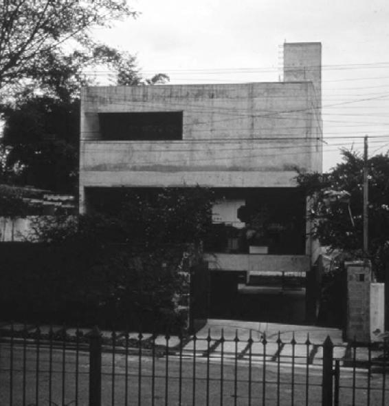 residência abrahão sanovicz