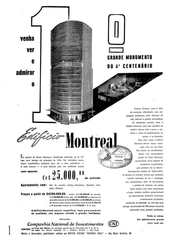 edifício montreal