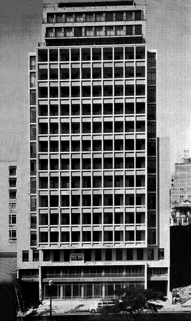 edifício girassol