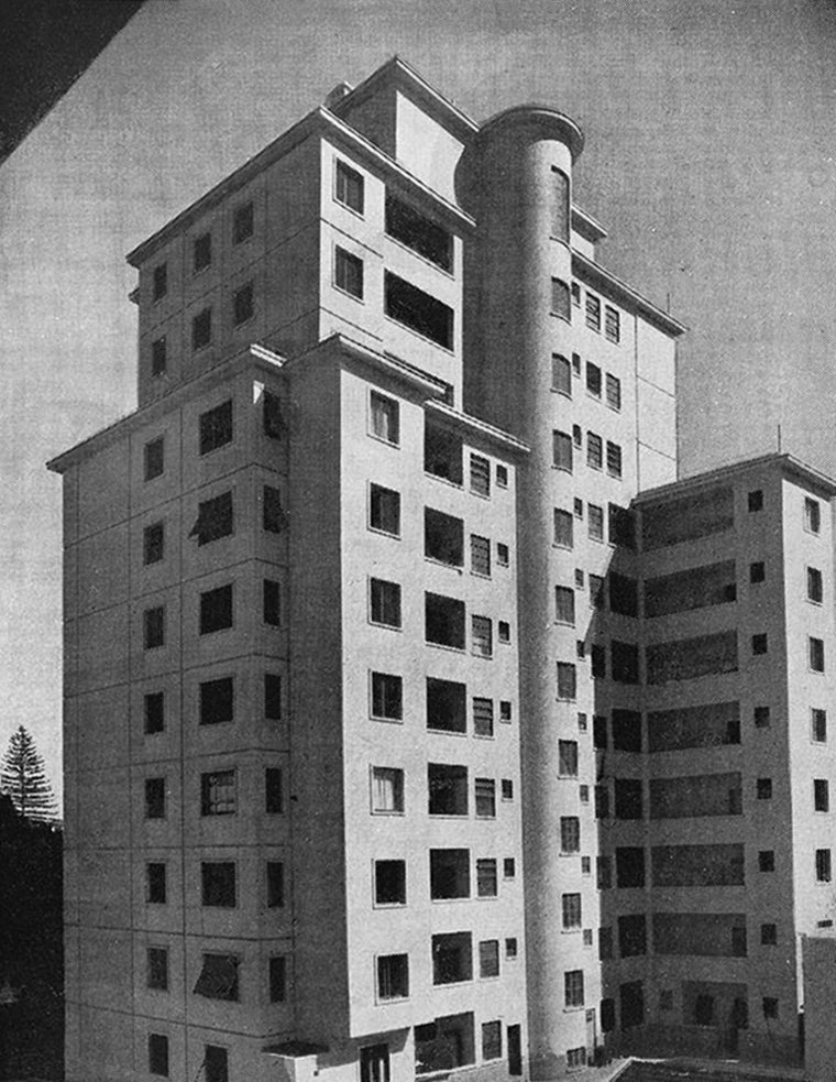 edifício santa amália