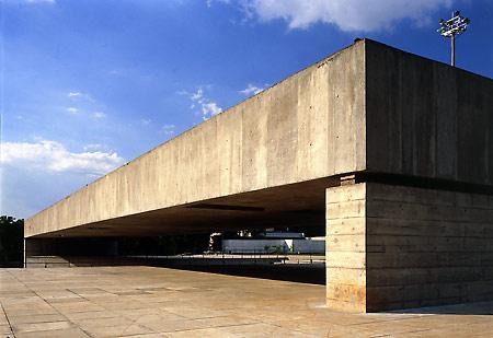 museu brasileiro da escultura - mube
