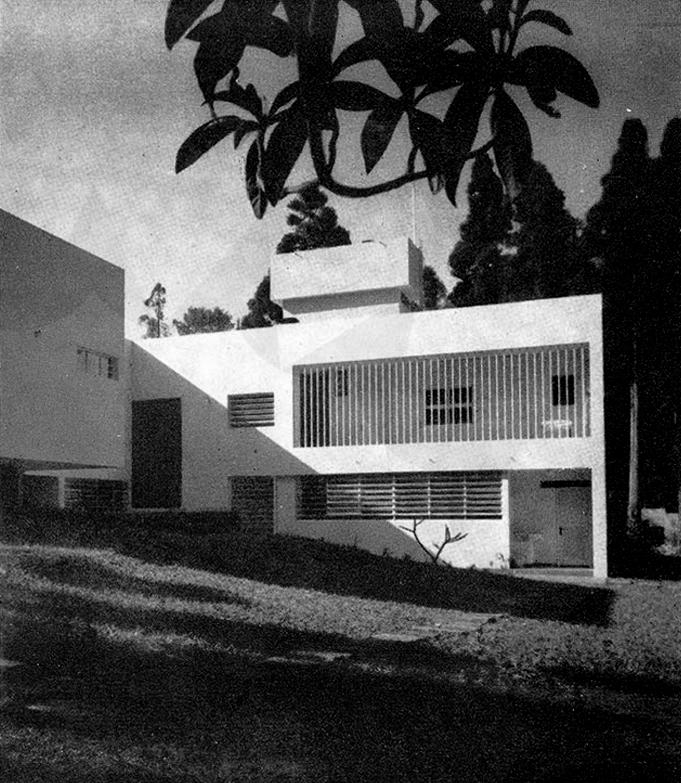 residência edgard a. bromberg